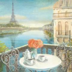 Вид на Париж 1